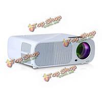 UHappy U20 PRO LCD  andriod4.4 Wi-Fi беспроводной HD 1080p 2000LM LED портативный проектор белый