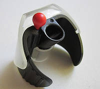 Одинарная точилка для косметических карандашей (black) Butterfly