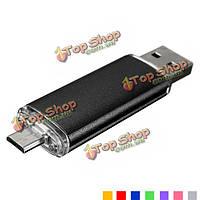 10x 1Гб USB к микро-USB флэш-накопители U диск для ПК и OTG смартфон