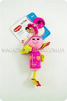 Погремушка-подвеска «Крошка Бетти» с ветренным колокольчиком