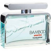 "Туалетная вода Frank Oliver ""Bamboo America"""