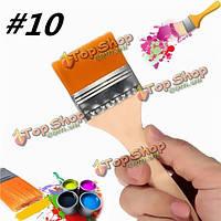 № 10 нейлон малярная кисть художников акриловая краска лак масло кисти для рисования