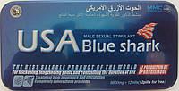 Таблетки для повышения потенции USA Blue shark Голубая акула