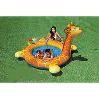 Бассейн  в виде жирафа Intex 57434NP