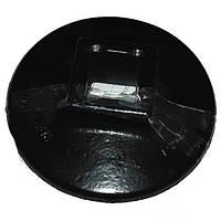N262576 Втулка распорная диска бороны, JD
