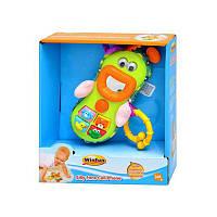 Развивающая музыкальная игрушка Мобильный телефон-телефон  WinFun 0608 NL
