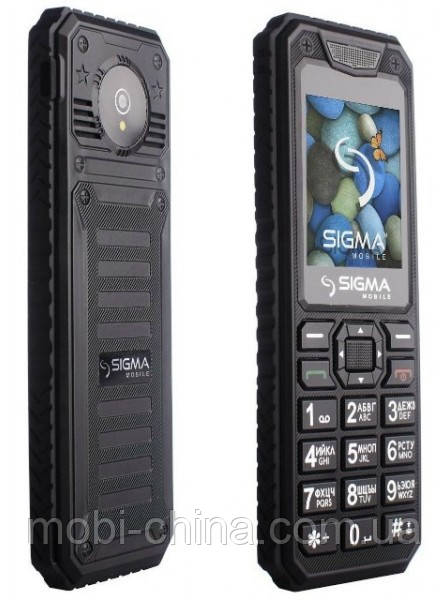 Телефон Sigma mobile X-style 11 Dragon Dual Sim Black '''''