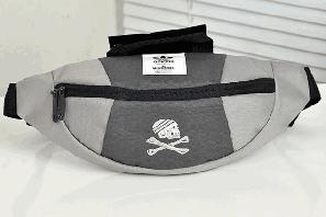 Сумка на пояс Adidas Originals (сіра) сумка на пояс