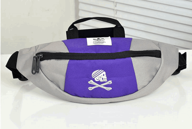 Сумка на пояс Adidas Originals (фиолетовая) сумка на пояс