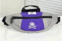 Сумка на пояс Adidas Originals (фиолетовая) сумка на пояс, фото 1