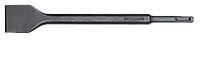 Зубило плоское 40х250мм SDS-plus S&R