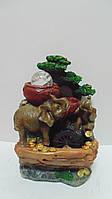 Фонтан настольный «Слоны – победители» размер 26*17*11