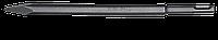 Зубило пика 250мм круглое SDS-plus S&R