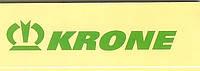 Запчасти к рулонным пресс-подборщикам Krone