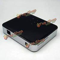 DL-s5 DLP Wi-Fi Андроид 4.4 смарт 1080p 100Аnsi 854x480 LED Проектор