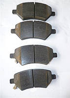 Колодки гальмівні задні Chery Elara A21 (Чері Елара А21) A21-3501090, фото 1