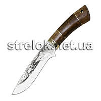 Нож охотничий ОХОТНИК С РИСУНКОМ