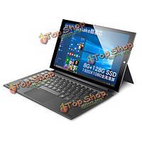 Ядро m3-6y30 2 ядерный 11.6-дюймов планшет Windows 10 Teclast X3 Pro оригинальная коробка Intel 128GB