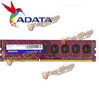 Компания ADATA 8 Гб памяти DDR3 1600 МГц 240pins памяти настольного компьютера совместимое 1333