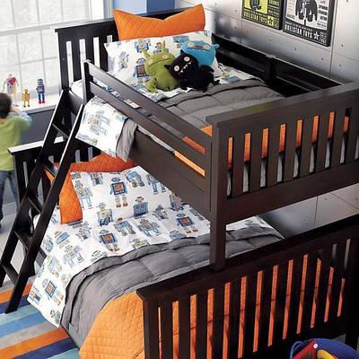 Двухъярусные кровати из ясеня