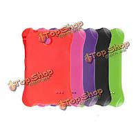 Портативный конфеты цвет защитной оболочки для 7 дюймов Самсунга tab4 t230n
