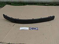 Накладка переднего бампера правый / молдинг защитный передний правый 7m3807718D Sharan, Alhambra, Galaxy