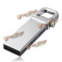 16Гб Интерфейс USB 3.0 металл флэш Pen Drive брелок-памяти U диск