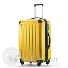 Дорожный чемодан Hauptstadtkoffer Alex Midi желтый