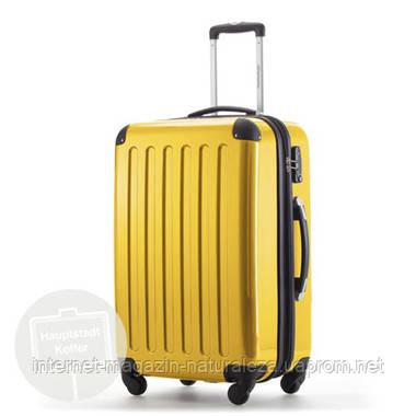 Чемодан Hauptstadtkoffer Alex Midi желтый, фото 2