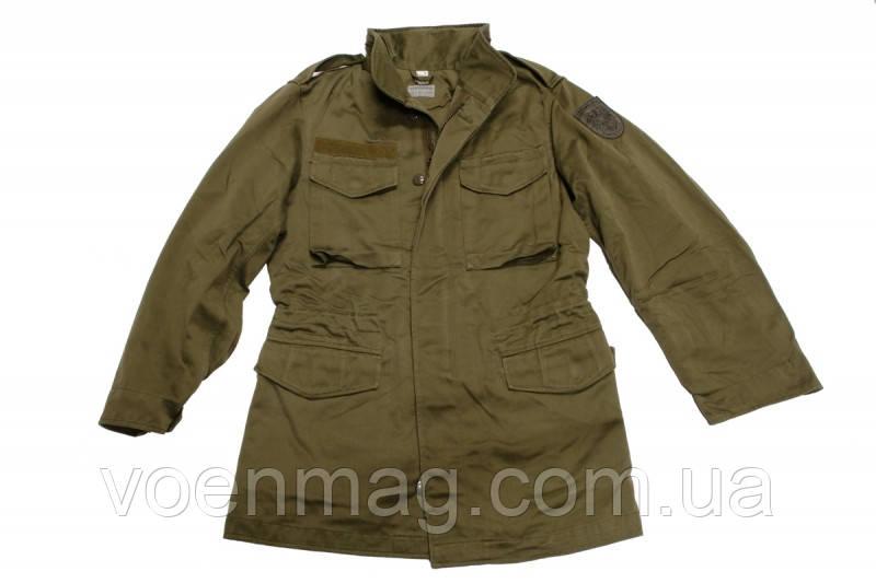 Куртка камуфляж М-65 Австрии. Олива. Новая, фото 1