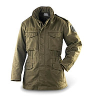 Куртка камуфляж М-65 Австрия. Олива. Б/У