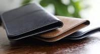 "Rock Universal Wallet Case for 4.3"" - 4.7"" Smartphone Black"