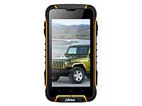 Защищенный смартфон Jeep F605 Orange (АКБ 12000 мАч)