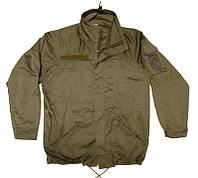 Куртка полевая KAZ-02, камуфляж армии Австрии, оригинал, оливак, Б/У