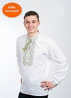 Яркая и стильная мужская вышиванка