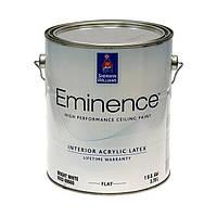 Краска Sherwin-Williams EMINENCE(шервин вильямс эминенс)- 3,78л, для потолка глубоко-матовая акриловая