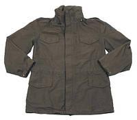 Камуфляжная куртка Австрийской армии с мембраной Gore-Tex, Олива. УЦЕНКА