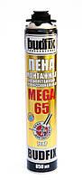 Пена монтажная BUDFIX 708P MEGA (выход 65л )