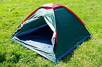 Палатка Foxhunter JY 1502 3-х местная однослойная