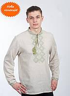 Стильная мужская вышиванка от мастеров волынского края