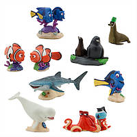 Игровой набор с фигурками В поисках Дори Finding Dory Deluxe Disney