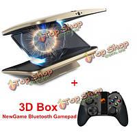 Коробка невооруженным глазом планшетный компьютер приостановлено 3D - дисплей виртуальная реальность с Bluetooth геймпад.