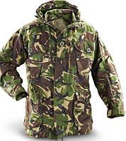 Куртка - парку ЗС Великобританії, камуфляж ДПМ (Ліс), оригінал, Б/У