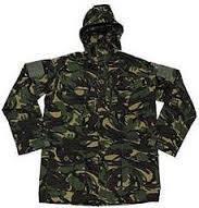 Куртка - парка ВС Великобритании, камуфляж ДПМ (Лес), оригинал, Б/У, фото 1