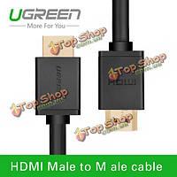 UGreen 1m позолоченный 1.4 версия 1080p 3D HDMI между мужчинами кабель для PlayStation 3 PS3 XBOX Apple TV ТВЧ