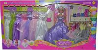Кукла с платьями и аксессуарами 8027 Дефа (28 см), красивая подарочная коробка