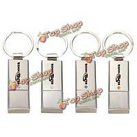 Bestrunner современная металлическая кристаллическая память брелока для ключей флеш-карты USB 2.0 на 16Гб u диск