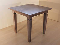Стол кухонный из массива дерева
