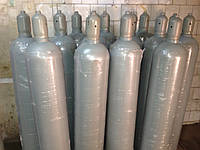 Новый баллон импортный азотный 40 литров | Баллон под азот | ГОСТ 949-73