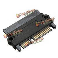SATA 22 контакт 7 + 15p женский разъем конвертора SATA 22pin 7 + 15 контактный разъем